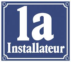 1a Installateur Logo