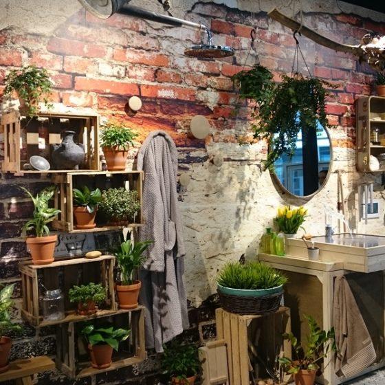 ISH Konzepte der Zukunft: Nature Bathroom