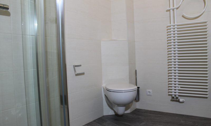 Eck-WC HEWI Rollenhalter WC-Buerste