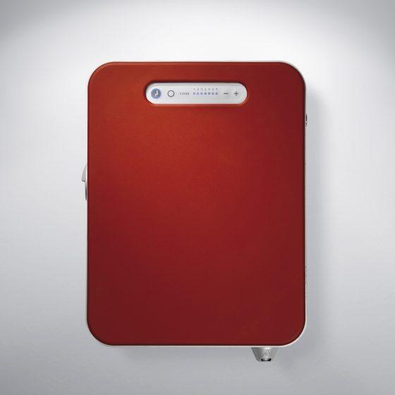 Dampfbox von Artweger in Bordeaux-Rot Dampfbox in Bordeaux-Rot