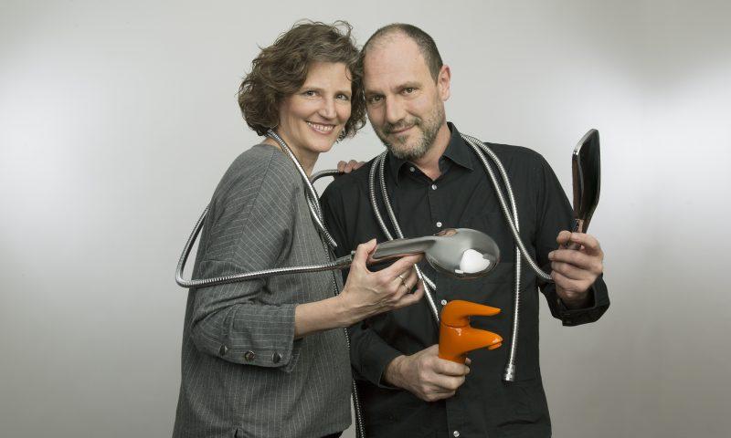 Jutta Riedel und Oliver Riedel